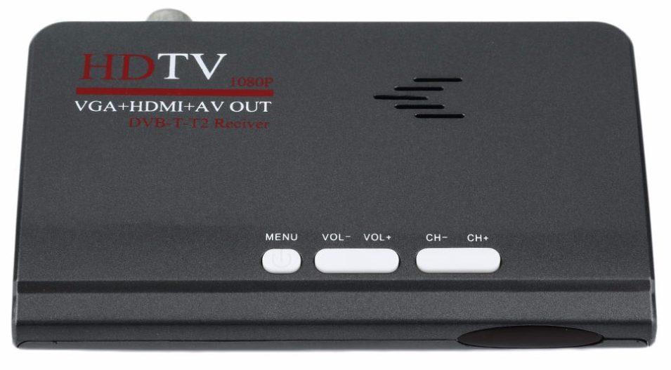 Приставка для монитора для приема цифрового ТВ
