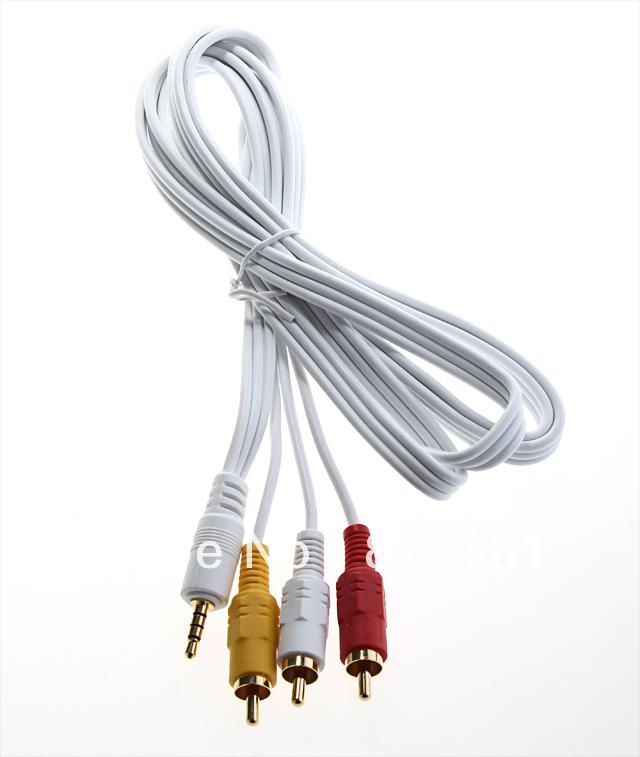 AV-кабель для подключения смарт ТВ-приставки