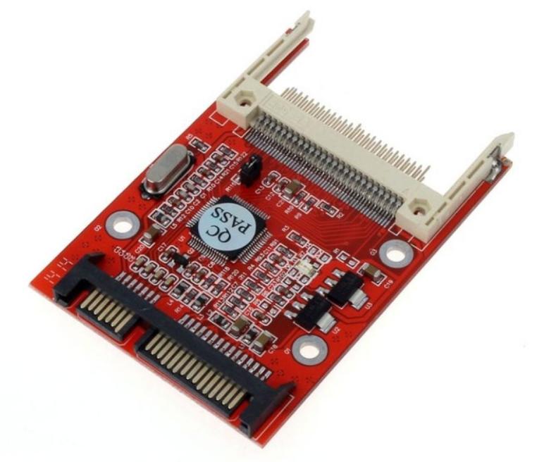 Адаптер для CompactFlash SATAtoCF