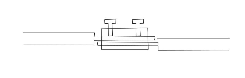 Фиксация проводов в клемнике